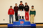 2014 Newton Districts Awards